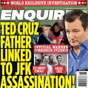 OMFG TRUMP - Ted Cruz Kennedy
