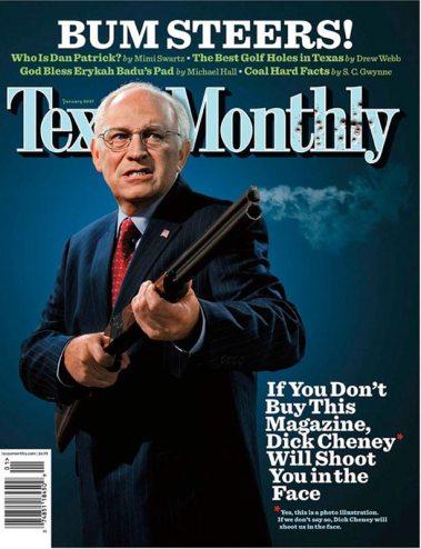 OMFG TRUMP - Dick Cheney Hunting
