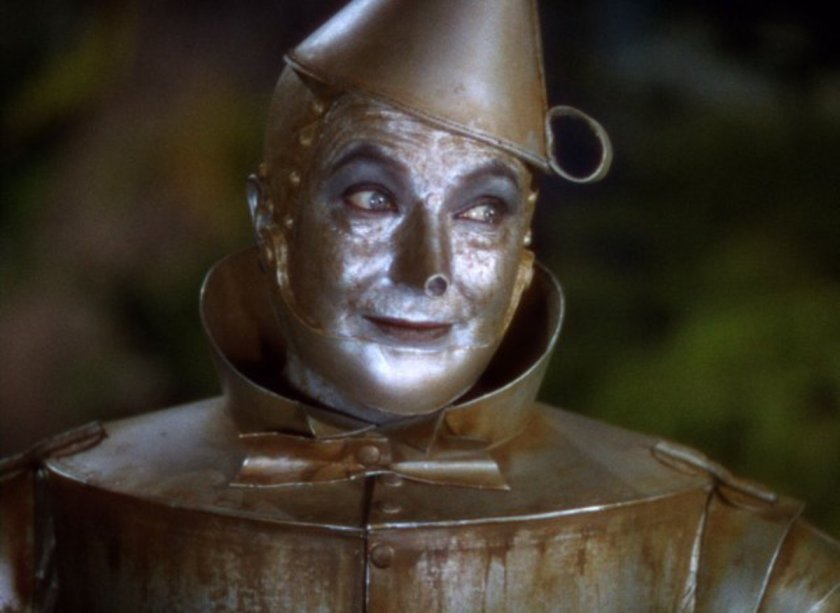 OMFG TRUMP = Tin Man