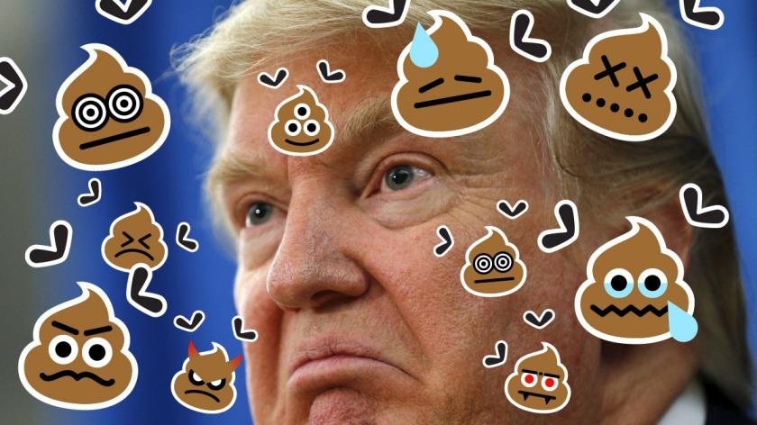 OMFG TRUMP - Poop Emojis.jpg
