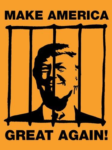 OMFG TRUMP - Behind Bars