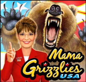 OMFG TRUMP - Mama Grizzly Palin