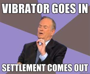 OMFG TRUMP - O'Reilly Vibrator