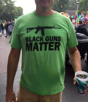 OMFG TRUMP - Black Guns Matter