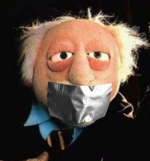 OMFG TRUMP - Bannon Muppet
