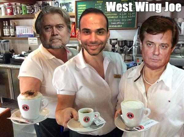 OMFG TRUMP - West Wing Joe