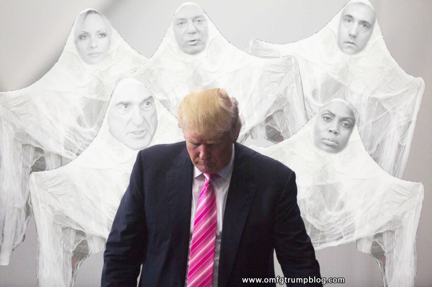 OMFG TRUMP - Ghosts