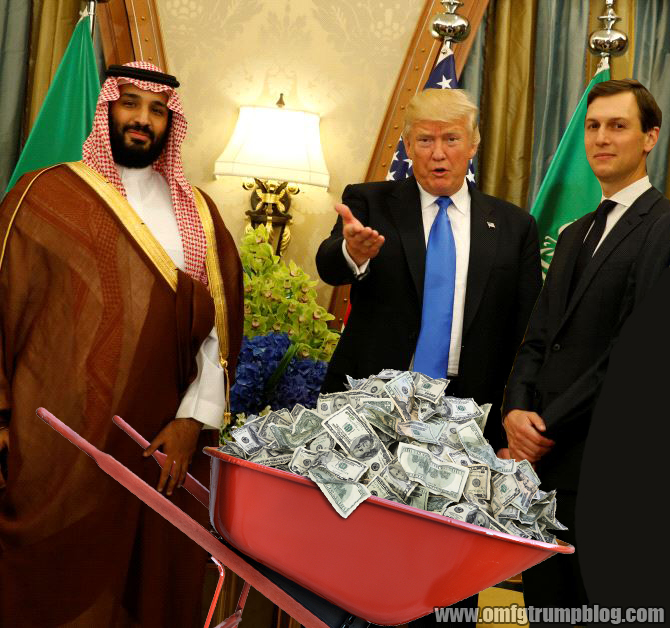 OMFG TRUMP - Trumps and Saudis.jpg
