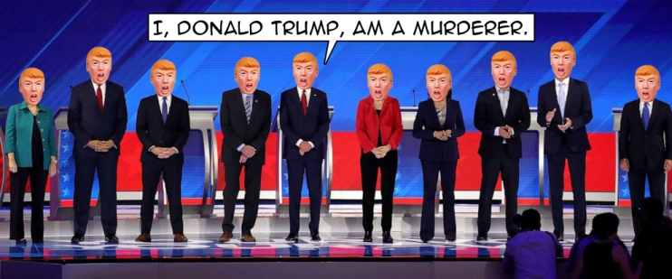 OMFG TRUMP - Democratic Debate.jpg