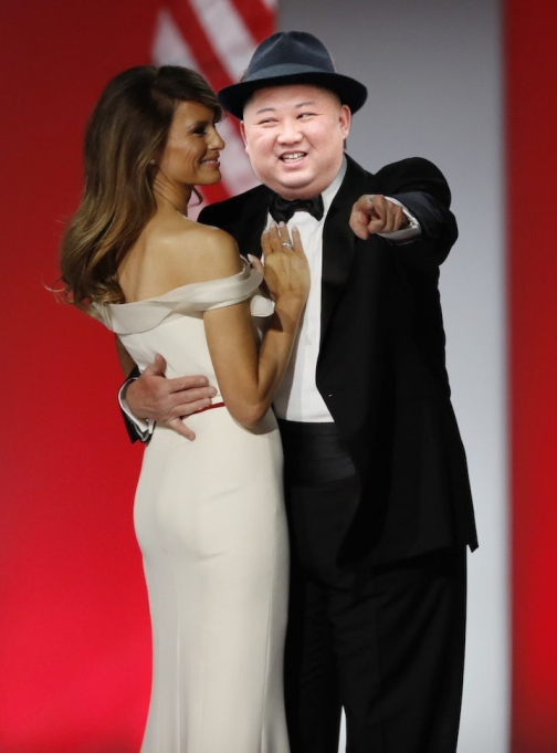OMFG TRUMP - Kim and Melania Dancing.jpg