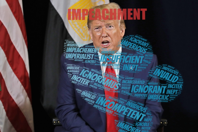 OMFG TRUMP - Impeachment