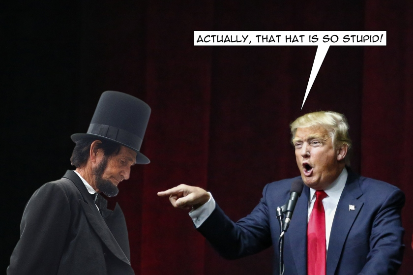 OMFG TRUMP- Presidential Lincoln.jpg